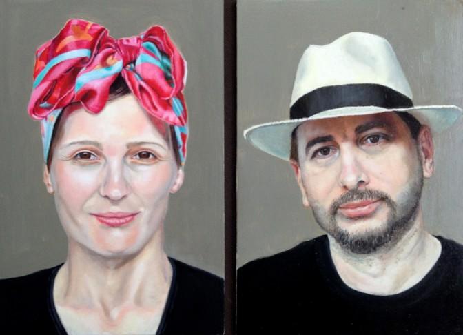 Andrea és Károly (Andrea y Carlos)